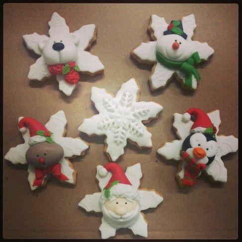 Christmas Sugar cookie Biscoito de Natal