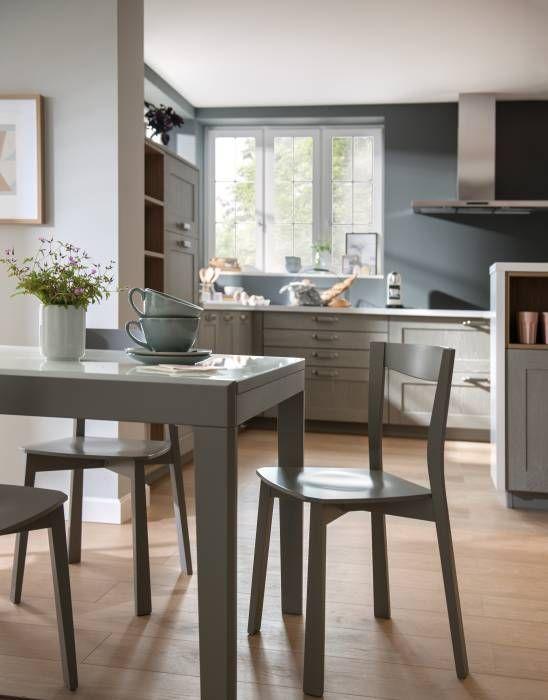 Landhausstil Küche Bilder: Eine Landhausküche, Die In Jede Moderne