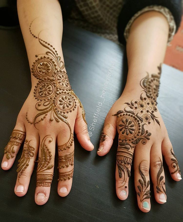 Pin By Carambri On A Henna Designs Hand Henna Designs Mehndi Design Pictures