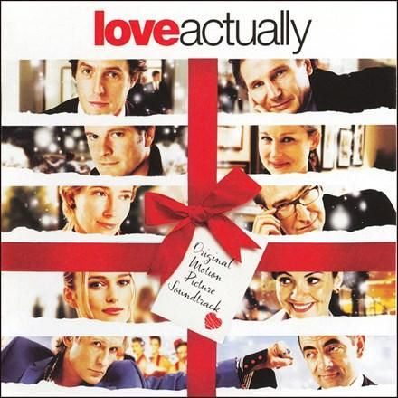 Love Actually: Original Motion Picture Soundtrack Various Artists Colored Vinyl 2LP Ten interlocking love stories, one big (mostly) happy ending...Love Actually is one of the best romantic comedies of the last two decades, capturing, in poignant, bittersweet fashion, all of the complexity of modern love. One reason why Richard Curtis' 2003 film succeeded with critics and audiences alike (and still plays on cable and even in theaters all the time!) was its incredible cast: Hugh Grant, Emma Thomps