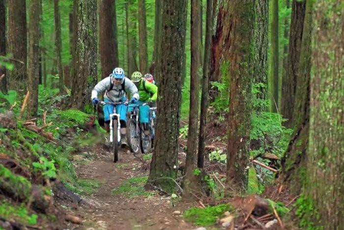 Resultado de imagen para ciclismo de montaña costa norte vancouver