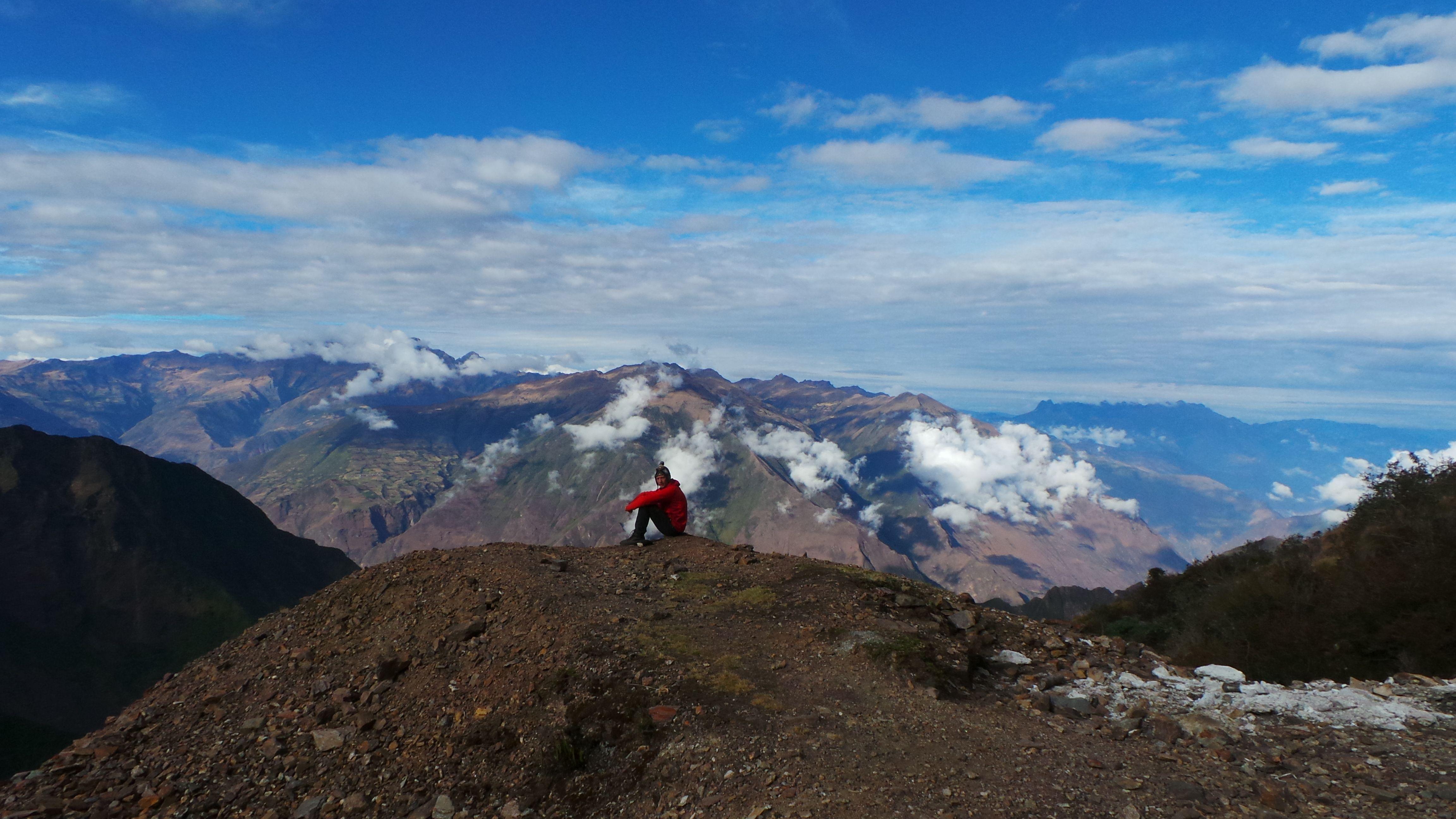 Amazing landscape!!! #XtremeTourbulencia #Choquequirao #Cusco #Peru