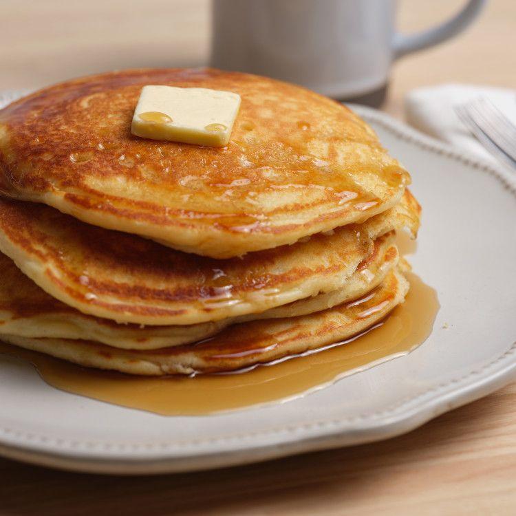 The Best Buttermilk Pancakes Recipe In 2020 Food Network Recipes Buttermilk Pancakes Recipes