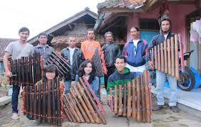 Calung Alat Musik Tradisional Jawa Barat Musik Tradisional Musik Seni