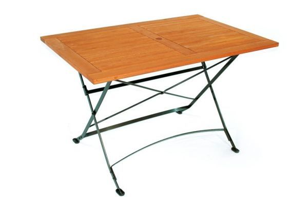 Schlossgarten Tisch 120 X 80 Cm Ohne Schirmloch Gartentisch Esstisch Klapptisch