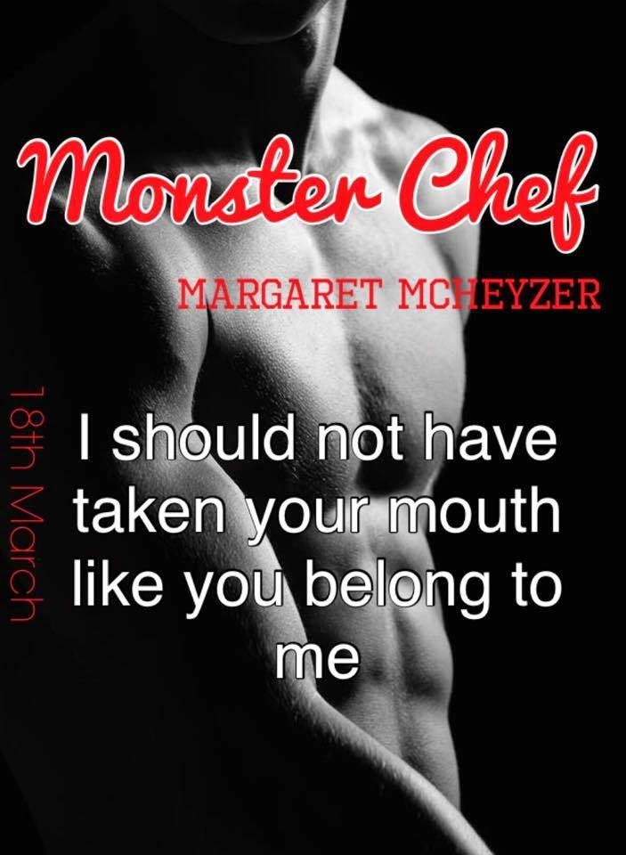 The Book Fairy Reviews: Release Day Blitz~ Monster Chef by Margaret McHeyzer