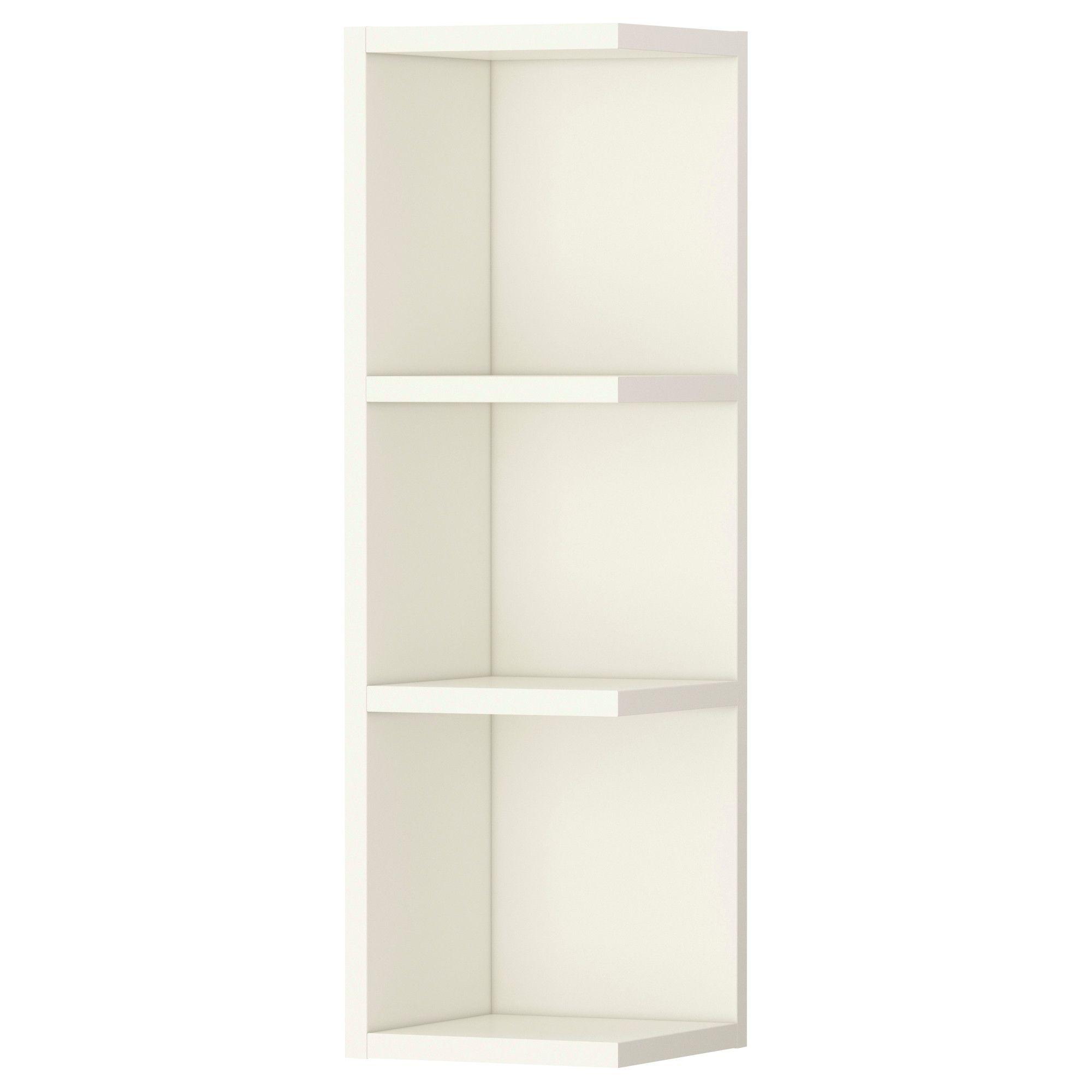 Lillangen End Unit White Ikea Ikea Bathroom Storage Ikea Shelving