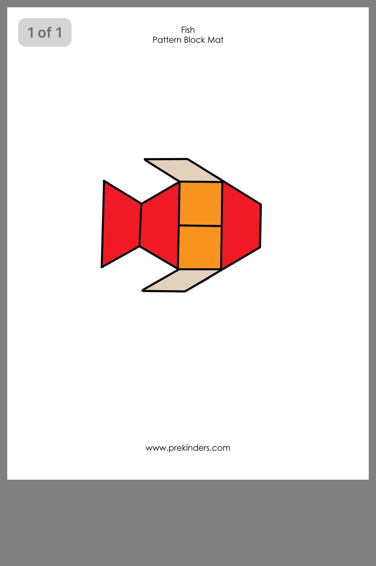 Pin By Missy Kline On Preschool Block Patterns Pattern Block Templates Pattern Blocks Blocks Preschool [ 1869 x 1242 Pixel ]