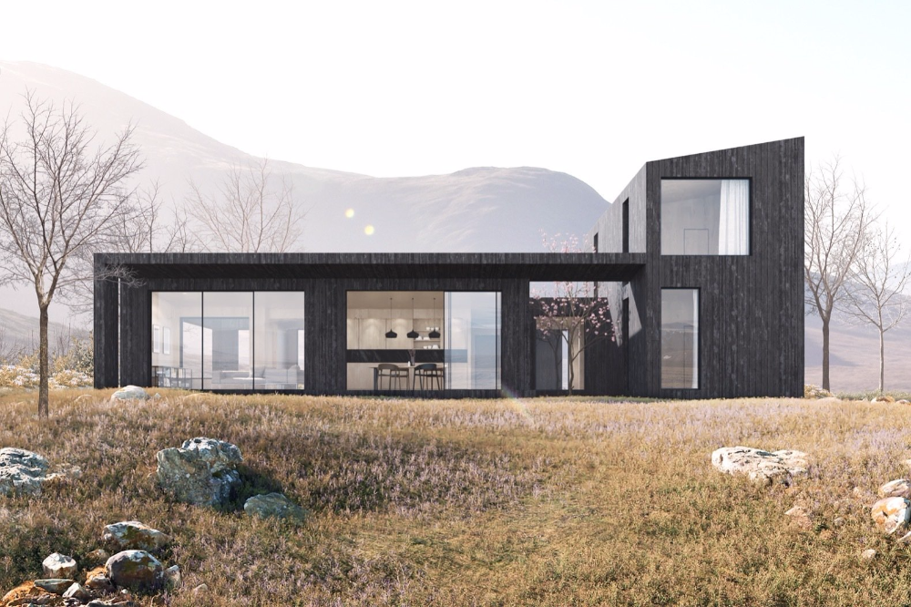 Photo 1 Of 9 In Plant Prefab And Koto Launch New Net Zero Homes With In 2020 Modern Modular Homes Prefab Homes Prefabricated Houses
