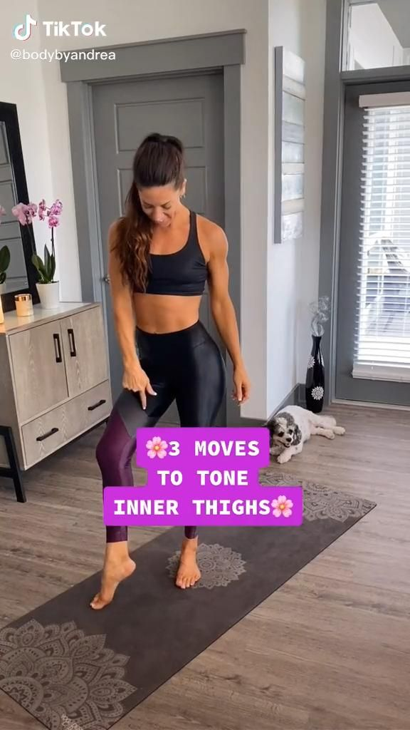 Inner Thigs🔥| Listen Exclusive workout & weight lo