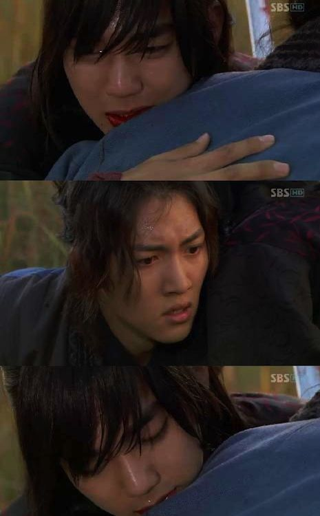 Yoo Seung Ho As Yeowoon In Warrior Baek Dong Soo Final