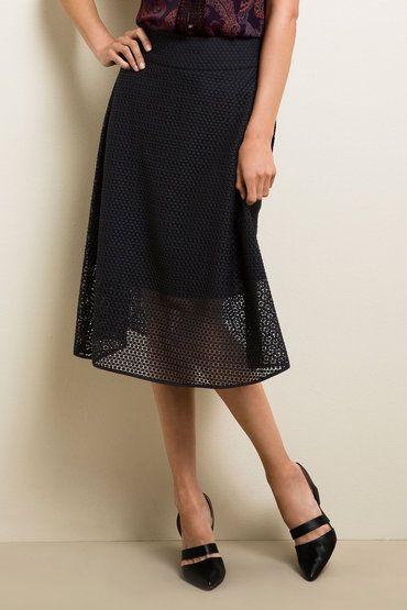 Grace Hill Lace Skirt Online   Shop EziBuy