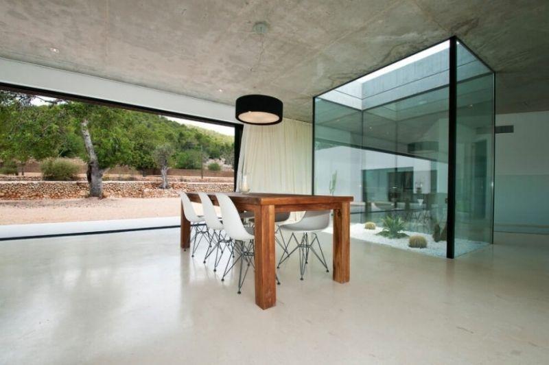 Esszimmer Einrichtung \u2013 aktuelles Design in 80 Bildern Eszimmer - Die Elegante Ausstrahlung Vom Modernen Esszimmer Design