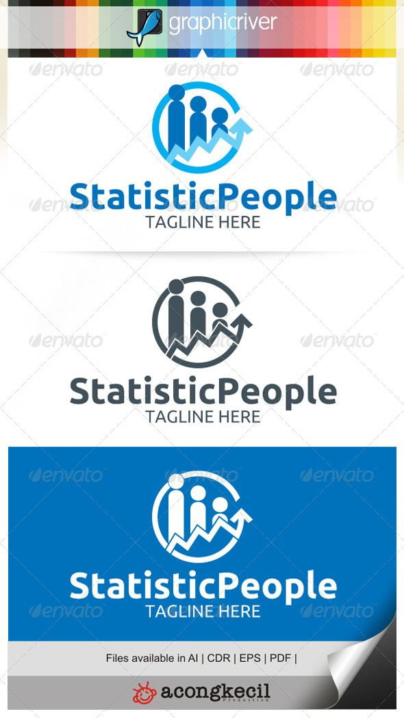Statictic_V2 analysis, branding, business, chart, consulting - data analysis template