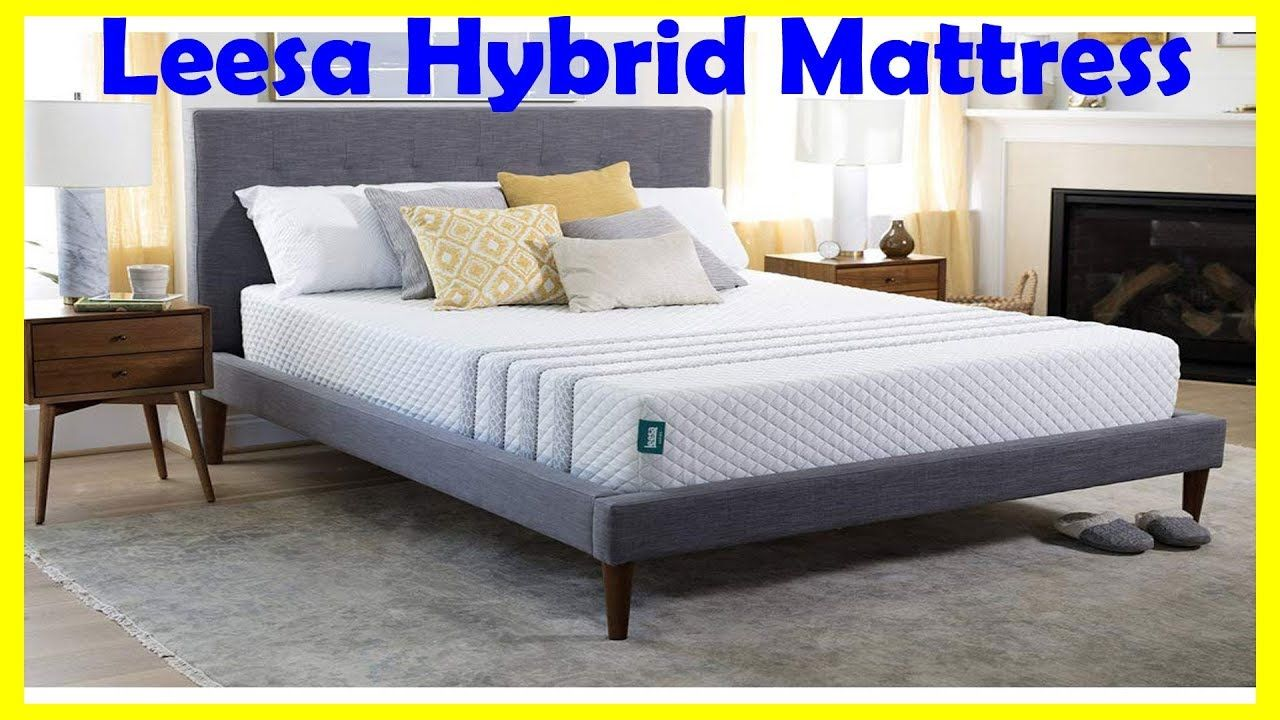 Leesa Hybrid Mattress Review Luxury Hybrid 11 Mattress Best Hybrid Hybrid Mattress Mattress Bed