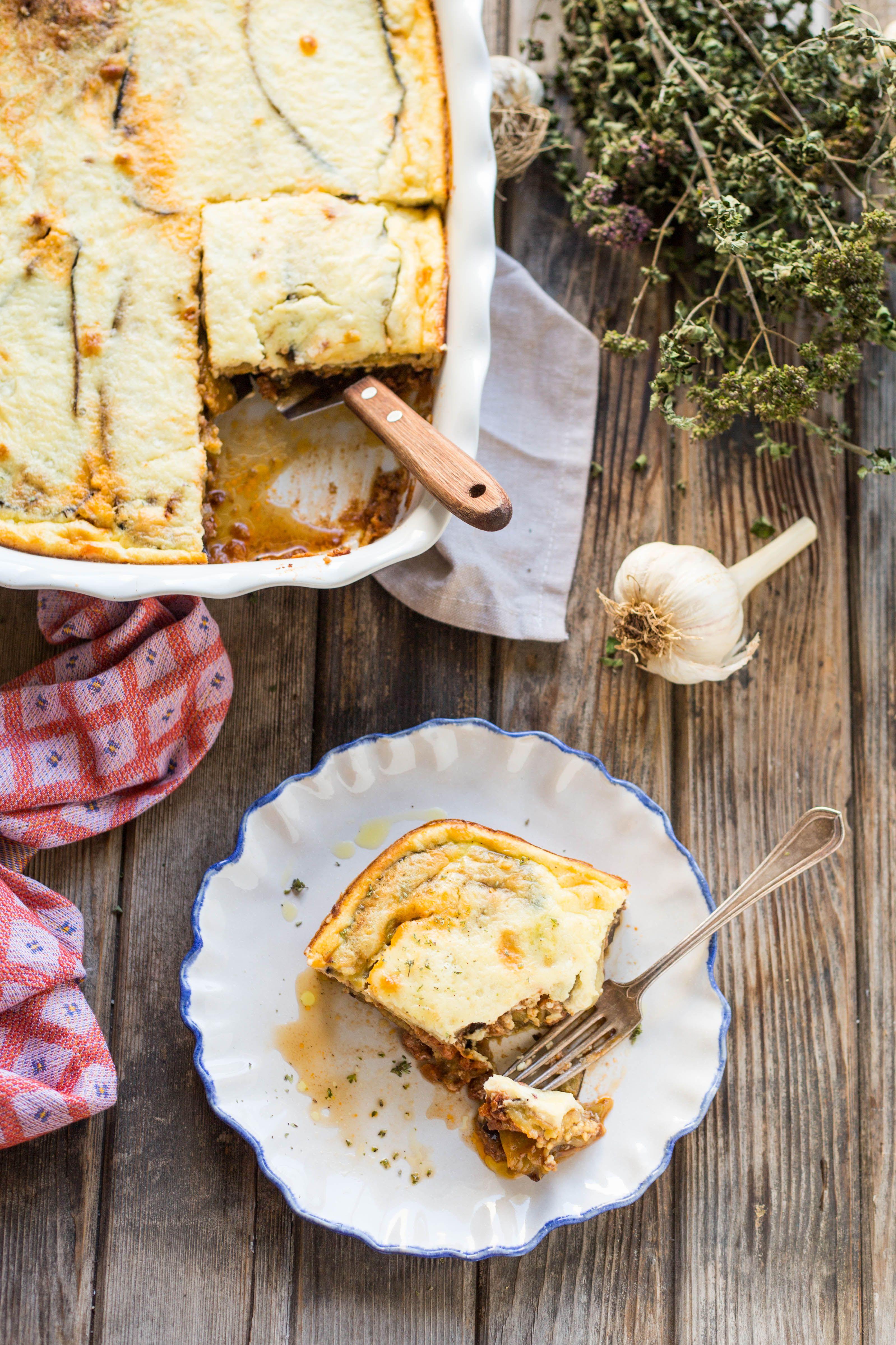 Turkey Moussaka | Lunch and Dinner | Pinterest