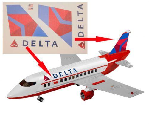 lego city custom delta