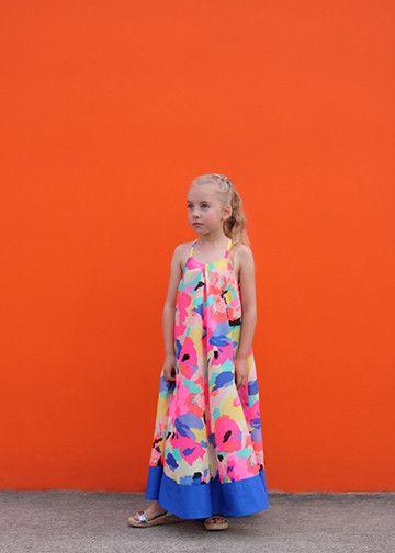 669d73192259 Cascade Maxi Dress