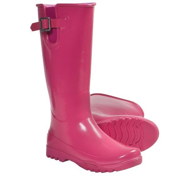 Pink Rain Boots For Women - Boot 2017