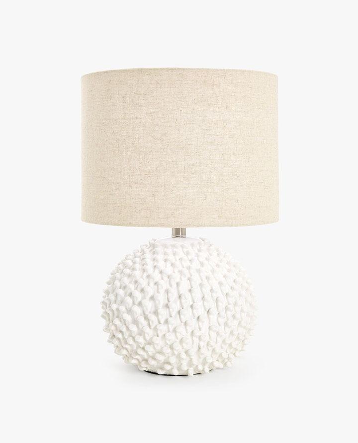 Imagen Del Producto Lampara Base Ceramica 99 99 Lampara Habitacion Luces Decorativas Zara Home