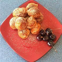 Photo of Danish Donuts – Allrecipes.com #aebelskiverrecipe