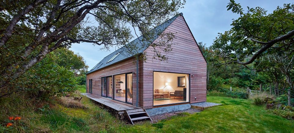 Hebhomes Prefabs Affordable Eco Homes Self Build
