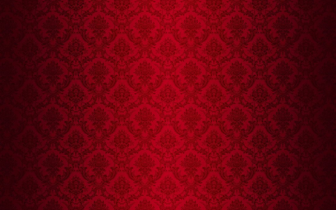 See 8 Best Images Of Red Damask Wallpaper And Black Pattern