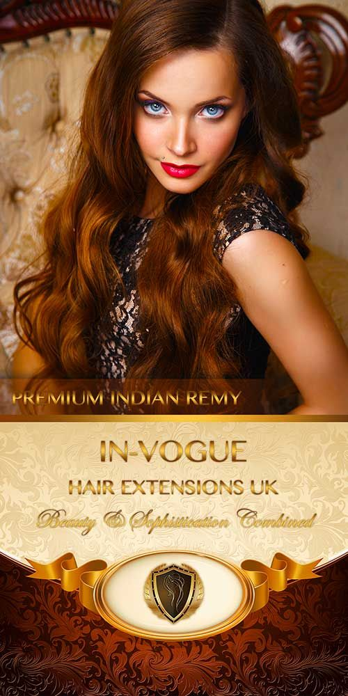 In Vogue Hair Extension Banner Remypatra Canada Pinterest Hair