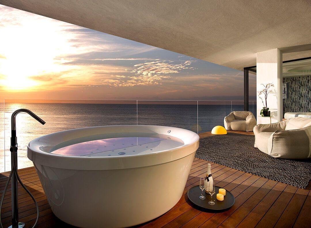 Hoteles Jacuzzi En La Habitacion Ibiza Hard Rock Hotel