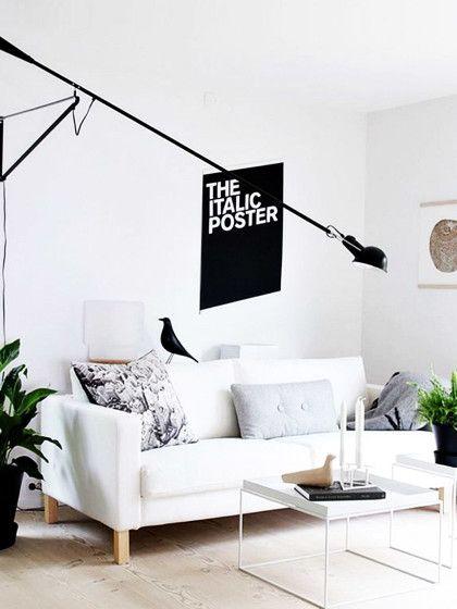 Industrielle Lampen machen dein Wohnzimmer erst interessant - lampe wohnzimmer modern