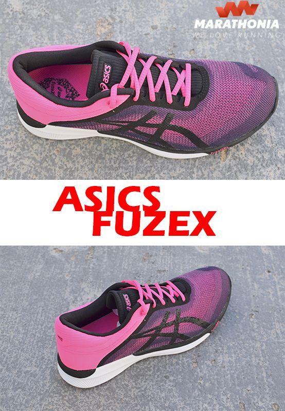 zapatillas asics fuzex mujer