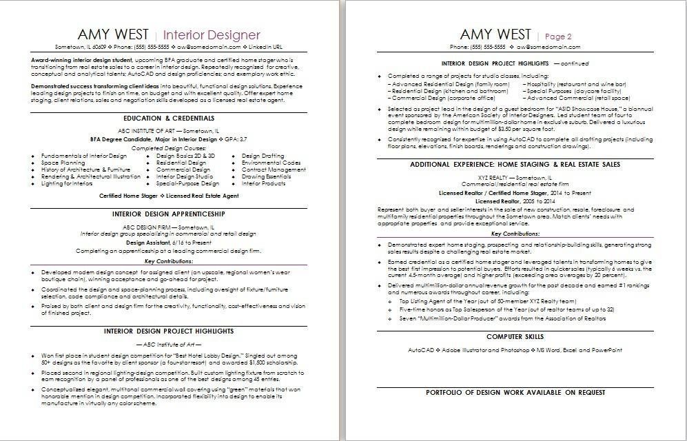 Great career change resume template ideas real estat
