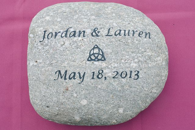 lauren amp jordans highland gothic seaside wedding