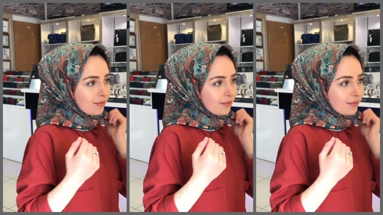 لفات حجاب تركية 2019 Turkish Hijab 4 Hijab Fashion
