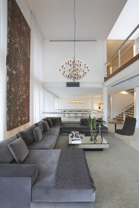 35 Amazing Modern Living Room Design Collection: 35 Amazing Cozy Living Room Design Ideas