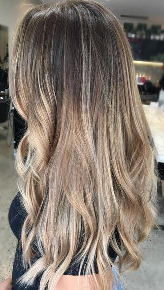 Low Maintenance Hair Color Idea Low Maintenance Hair Hair Color Options Hair Styles