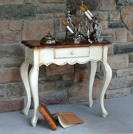 Bombay Wood Desk Antique Makeup Vanity Pottery Barn