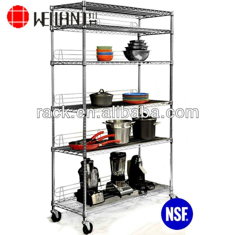 Heavy Duty Wire Shelving Rack Walmart Suppliers $35~$55   GARAGE ...
