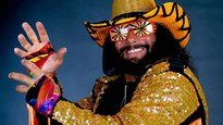 Randy Savage. I loved him when I was a kid.