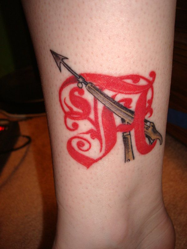 3d3118098d2a1 Scarlet Letter / Moby Dick tattoo mashup | Literary Tattoos ...