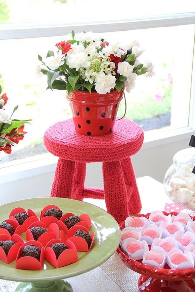 Festa Miraculous Ladybug  15 ideias de decoração para o aniversário ... 9c364d8119038