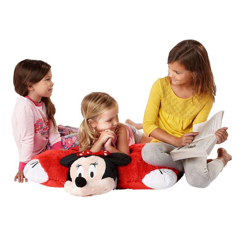 Disney Jumbo Minnie Mouse 30 Pillow Pet With Images Animal Pillows Animal Plush Toys Pets