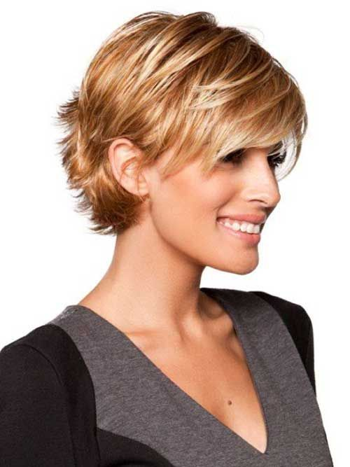 Wondrous 1000 Images About Cheveux On Pinterest Cute Short Hair Short Hairstyle Inspiration Daily Dogsangcom