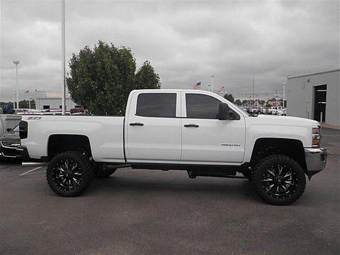 2015 Chevrolet Silverado 2500hd 4x4 Lt Z71 Lifted Power Boards Summit White Oklahoma Cit Chevrolet Silverado 2015 Chevrolet Silverado 2500hd Chevrolet 2500