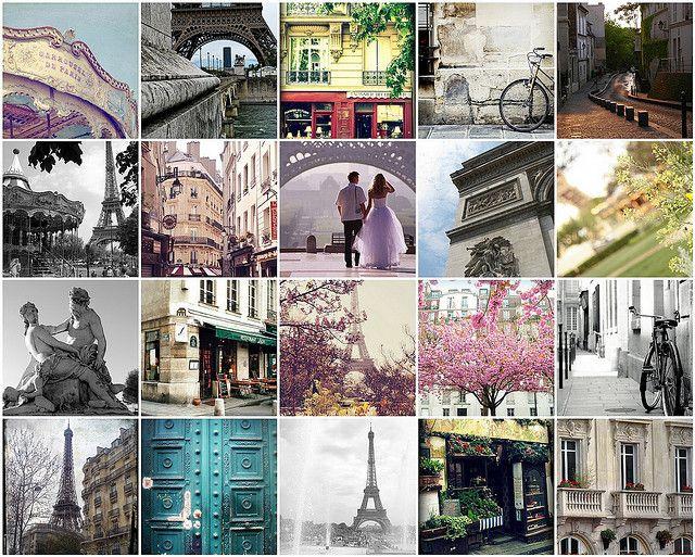 Paris - a quick trip down memory lane.