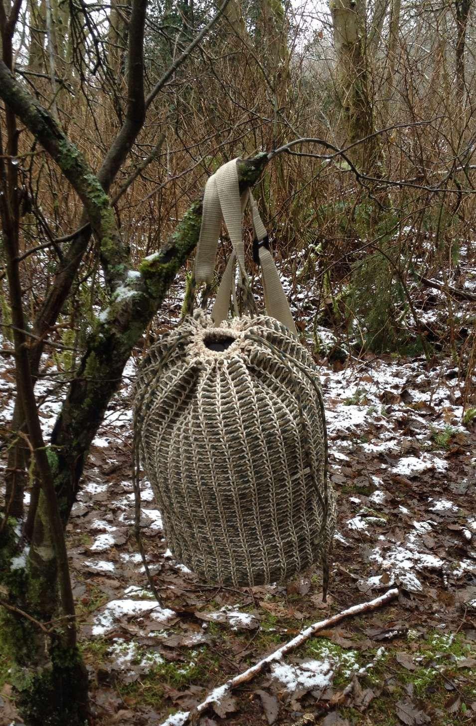 Bombus Daypack Pdf Pattern Paracord Diy Crochet Crochet Bag