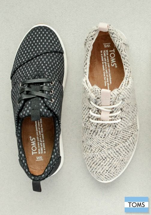 329b3fca601 The ones on the right! With every pair you purchase, TOMS will give ...