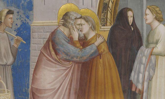 Immacolata Iconografia Pittura Medioevo Giotto