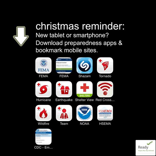 New Tablet Or Smartphone Download Preparedness Apps Always Beprepared Fema New Tablets Healthy Apps Emergency Preparedness