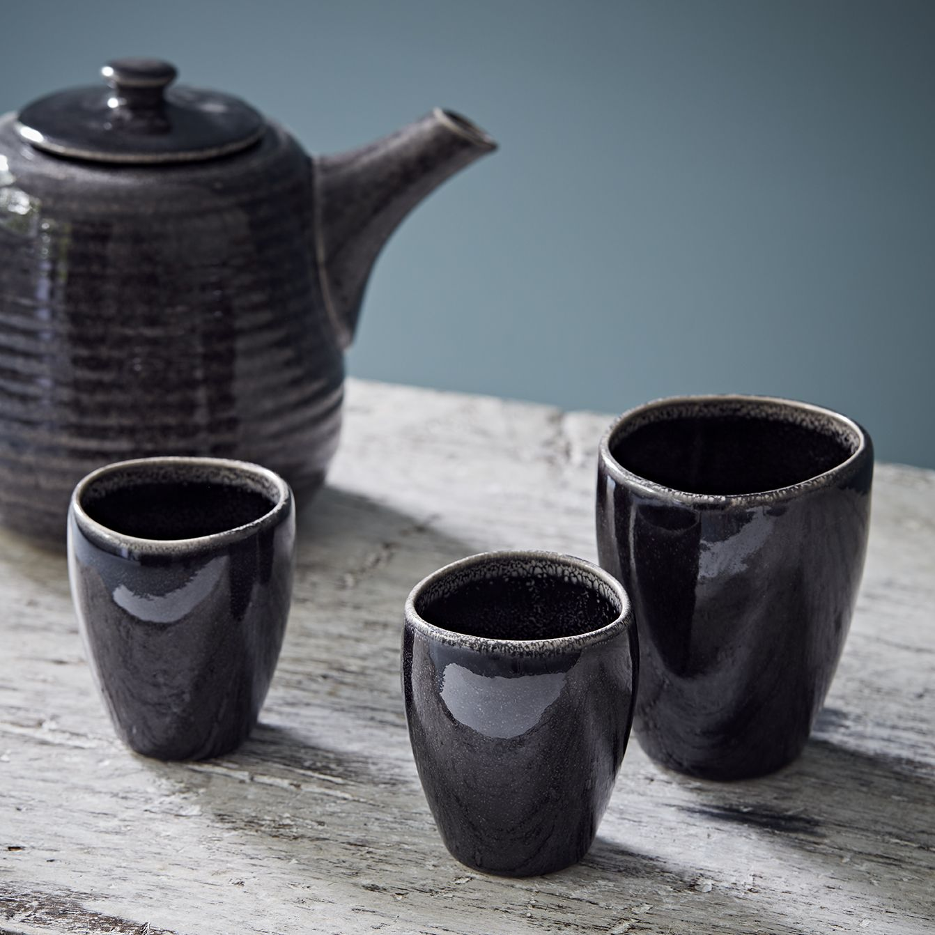 Broste nordic coal handleless mug fans of our ever popular nordic sand and sea range by broste - Handleless coffee mugs ...